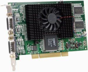 Matrox Millennium G450 MMS Quad 4xRGB (LFH60), 4xDVI,128MB, PCI, retail