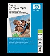Papier HP Everyday Glossy Photo (200g, A4, 25 ark.)