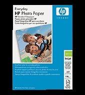 Papier HP Everyday Glossy Photo (200g, A4, 25 ark.)