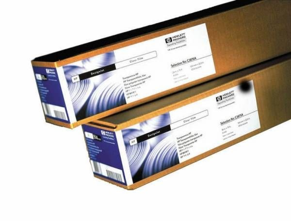 Folia HP Clear Film (36'' x 75 ft) roll (rola 36'', 0, 22m)