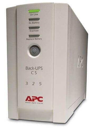 APC Back-UPS 325VA, 230V, IEC