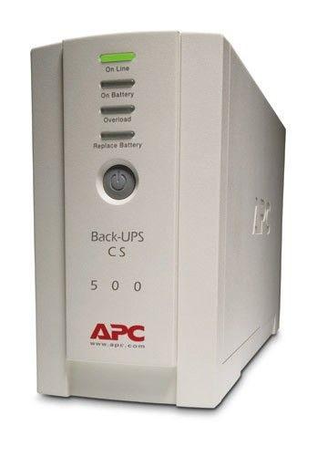 APC Back-UPS 500VA, 230V, IEC