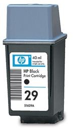 HP No 29 Black [51629AE] 40ml