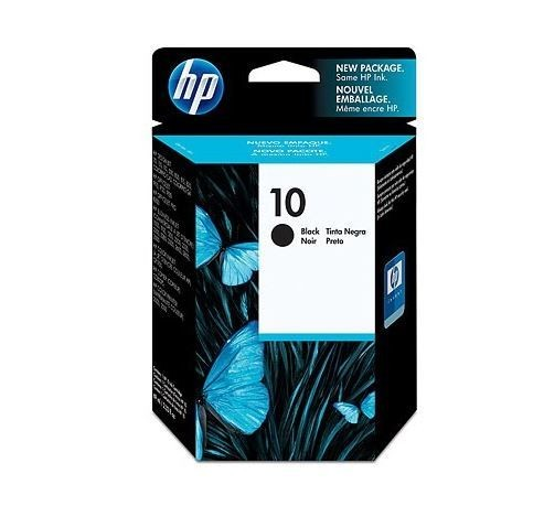 HP No 10 Black [C4844AE] 69ml