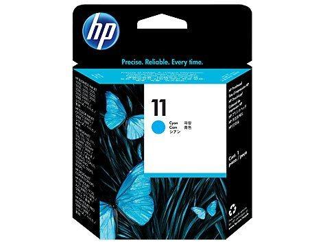 HP No 11 Cyan głowica drukująca [C4811A]