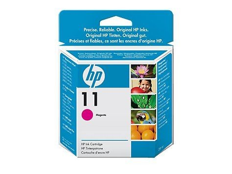 HP No 11 Magenta [C4837AE] 28ml