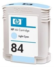 HP 84 Light Cyan [C5017A] 69 ml