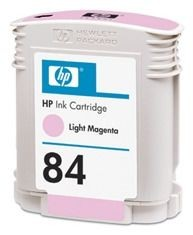 HP 84 Light Magenta [C5018A] 69 ml