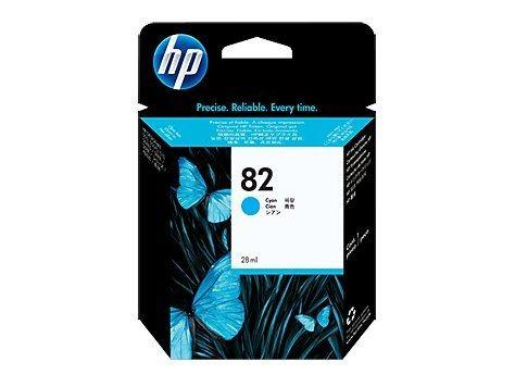 HP Tusz HP 82 cyan | 69ml | designjet800/800ps500/500ps120/120nr