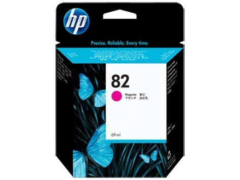 HP 82 Magenta [C4912A] 69 ml