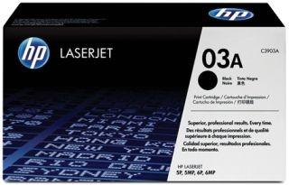 Toner HP czarny C3903A [ 4000 stron, LaserJet 5p/5mp/ 6p/6mp ]