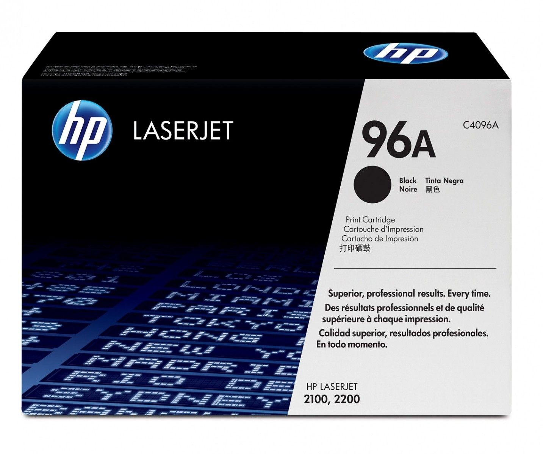 Toner HP czarny C4096A [ 5000 stron, LaserJet 2100/2200 ]