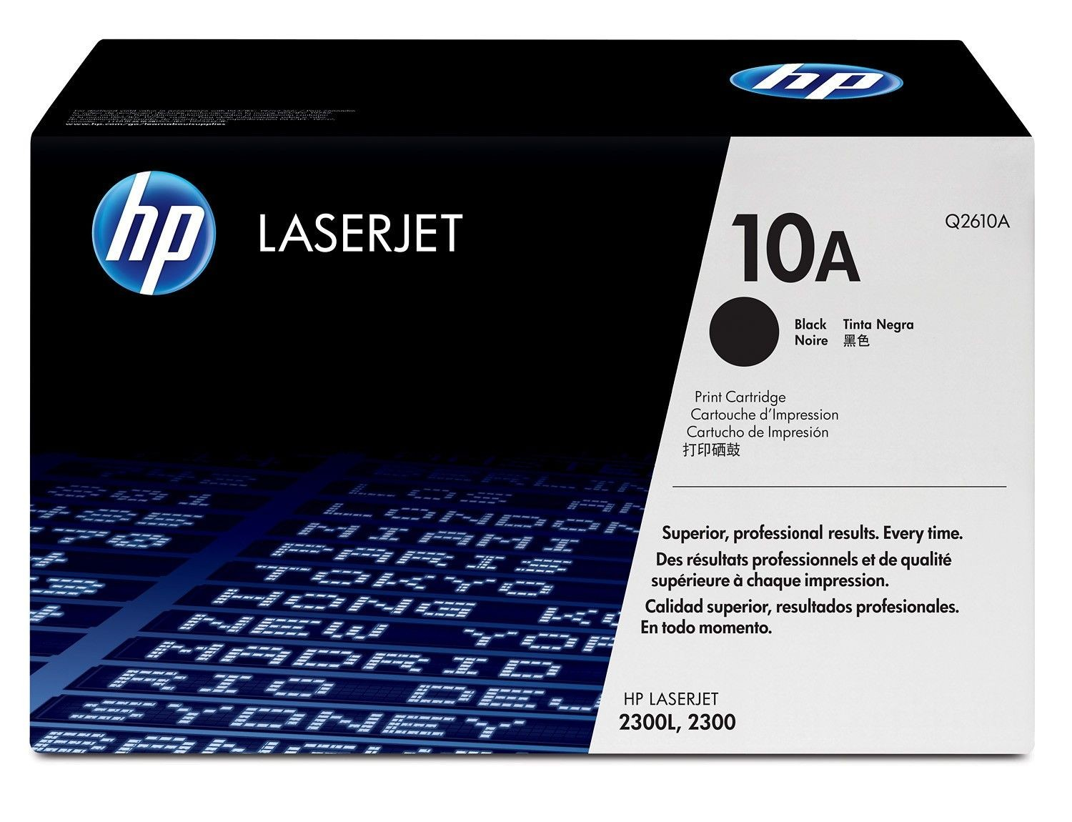 HP Toner HP black | 6000str | LaserJet2300
