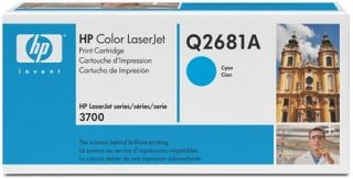 Toner HP cyan Q2681A [ 6000 str., Color LaserJet 3700 ]
