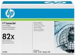 Toner HP czarny C4182X [ 20000 stron, LaserJet 8100/8150, hp mopier 320 ]