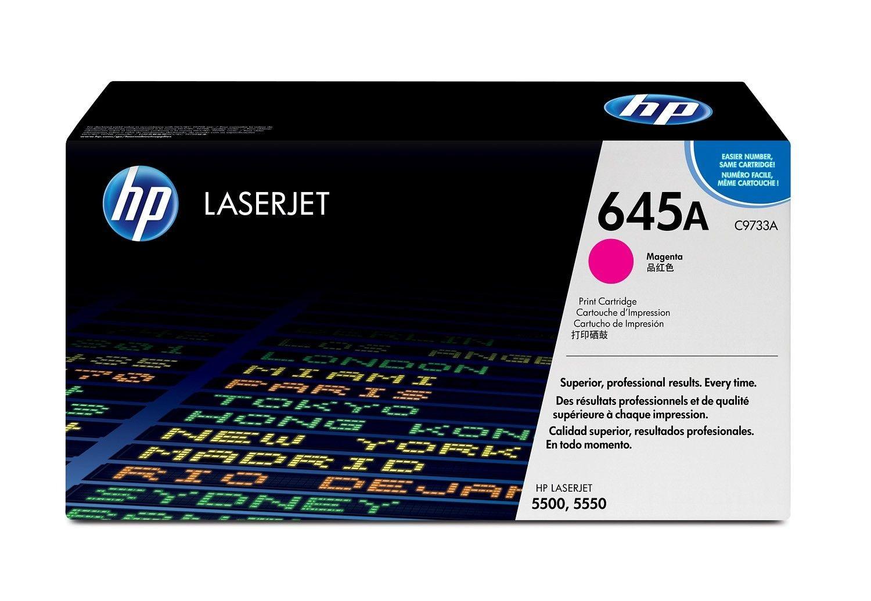 Toner HP magenta C9733A [ Color LaserJet 5500 ]