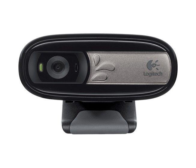 Logitech Kamera internetowa C170 - czarna - USB - EMEA