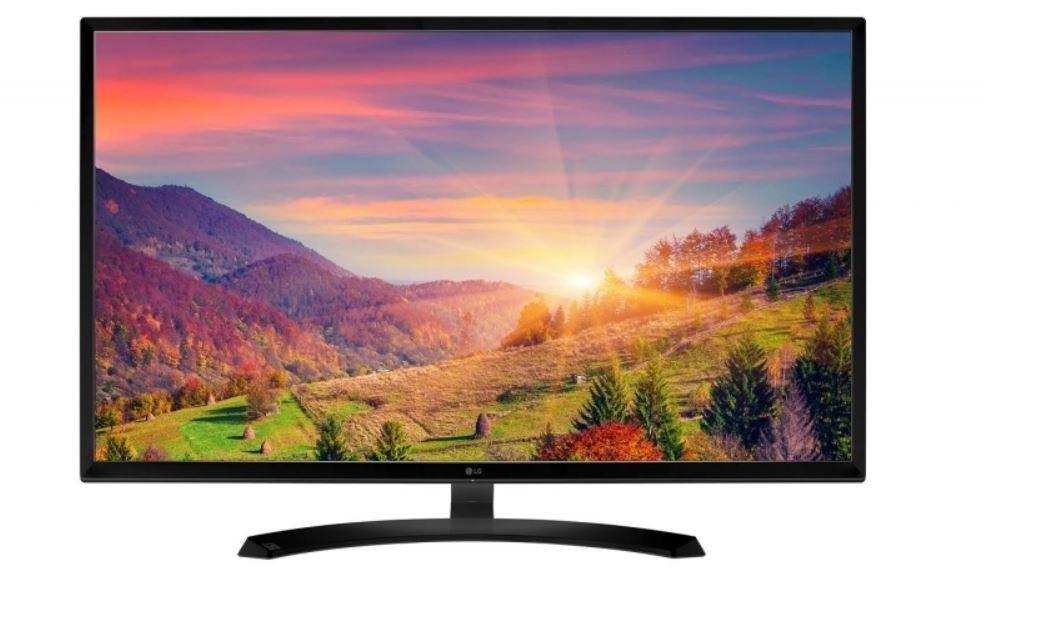 LG Monitor 32MP58HQ-P 31.5'', IPS, Full HD, D-Sub/HDMI