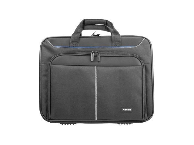 NATEC torba na notebooka DOBERMAN 15.6'' Czarna