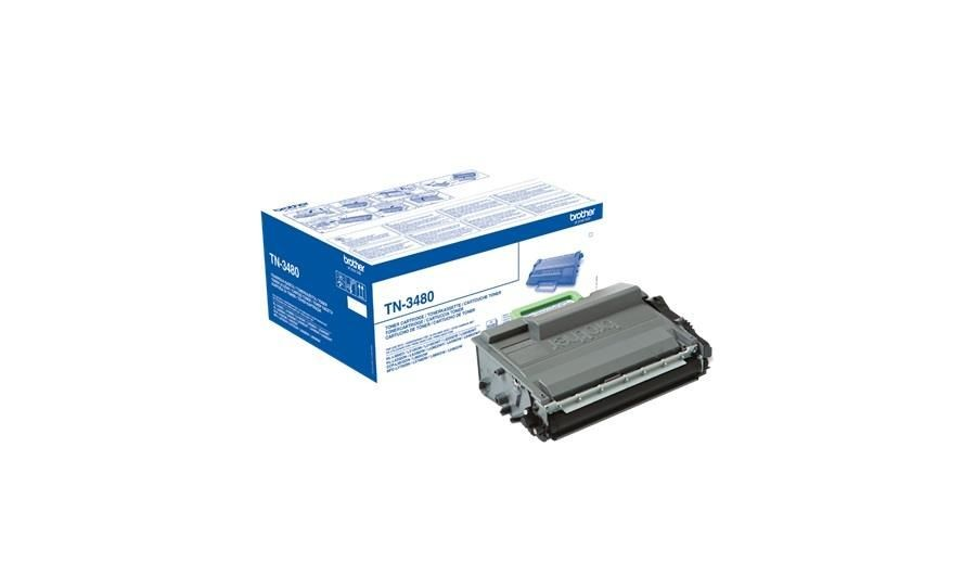 Brother Toner TN3480 black | 8000str | HL-L6250DN