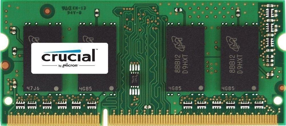 Crucial pamięć DDR4 8GB 2133MHZ , SODIMM, non-ECC Unbuffered, 1.2V