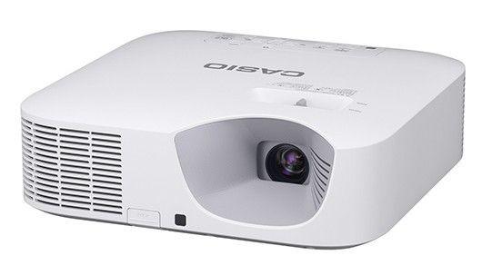 Casio Projektor XJ-F210WN (LASER&LED, DLP, WXGA, 3500 Ansi, USB, WiFi - opcja)