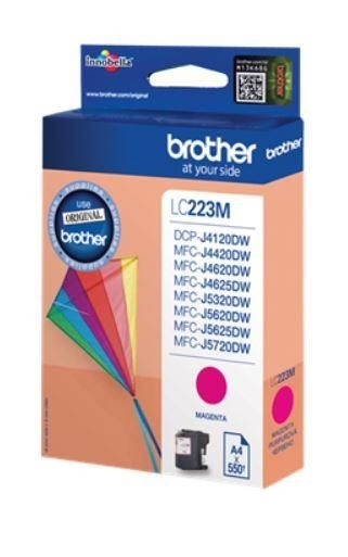 Brother Tusz Brother LC223M Magenta