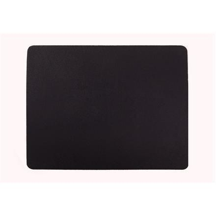 Acme Podkładka pod mysz ACME, black, gładka, materiał