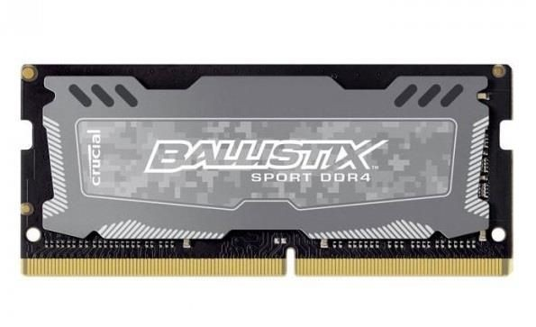 Crucial DDR4 16GB/2400 CL16 SODIMM SR x8 260pin