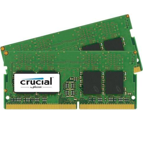 Crucial pamięć DDR4 2x8GB 2133MHZ SODIMM, non-ECC Unbuffered, 1.2V, CL15