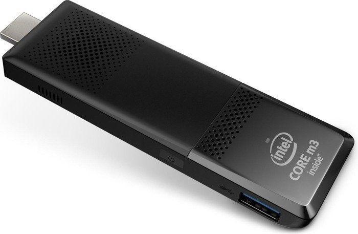 Intel Compute Stick BLKSTK2mv64CC, m5-6Y57, 4GB RAM, 64GB eMMC, No OS