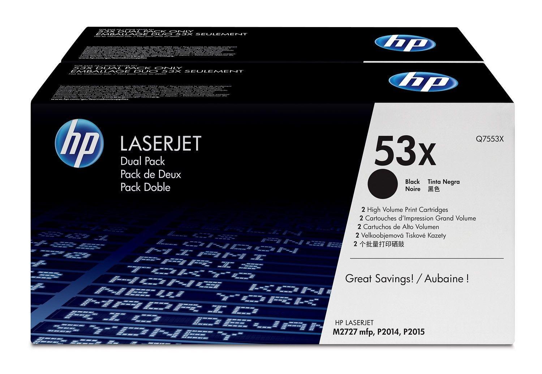 HP toner dual pack (2x7000str, LJP2015)