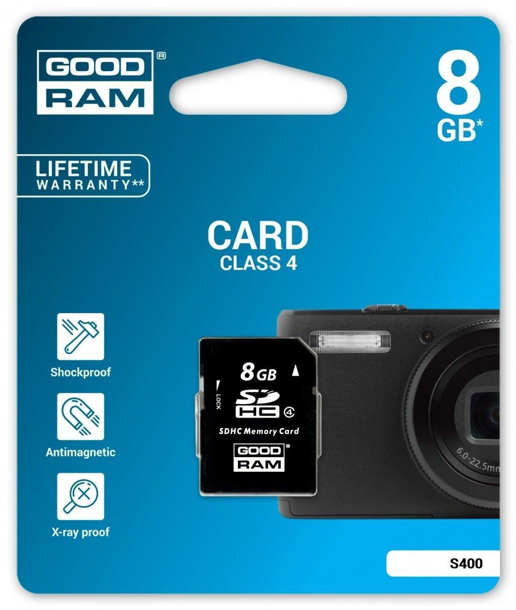 GoodRam SD 8GB Class4