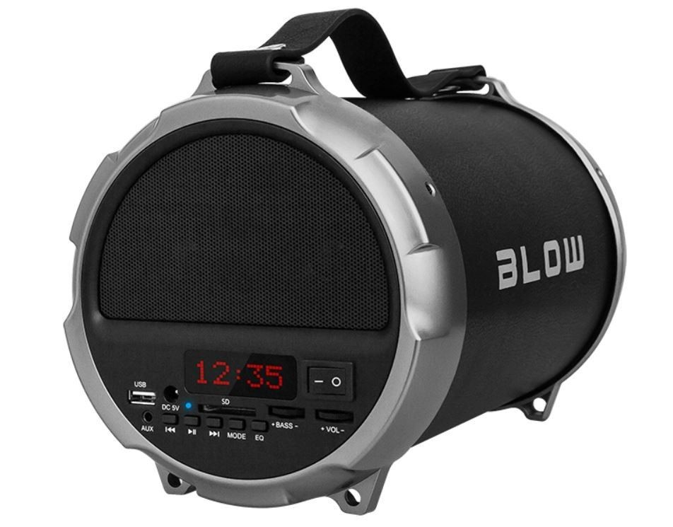 BLOW Głośnik Bluetooth BAZOOKA BT1000