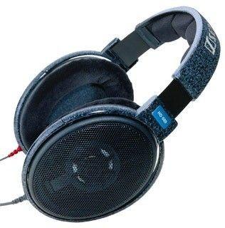 Sennheiser HD 600 słuchawki otwarte