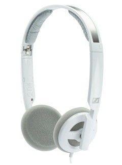 Sennheiser PX 100 II White słuchawki otwarte