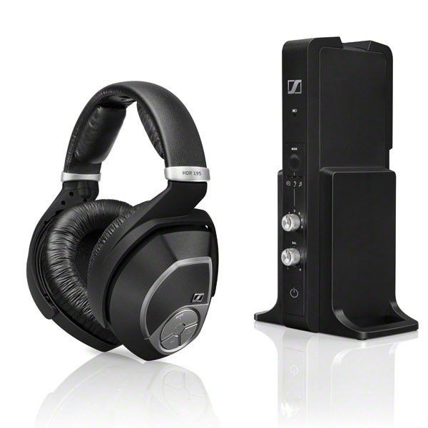 Sennheiser RS 195 słuchawki bezprzewodowe (wireless)