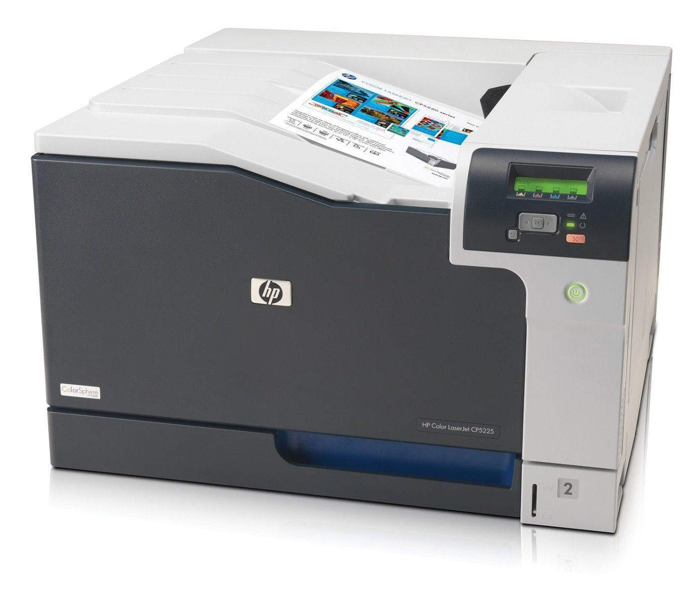 HP Drukarka HP Color LJ CP5225n [A3]