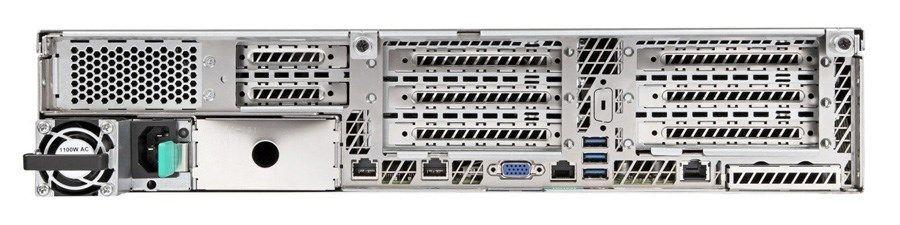 Intel Platforma serwerowa R2224WTTYSR Rack 2U