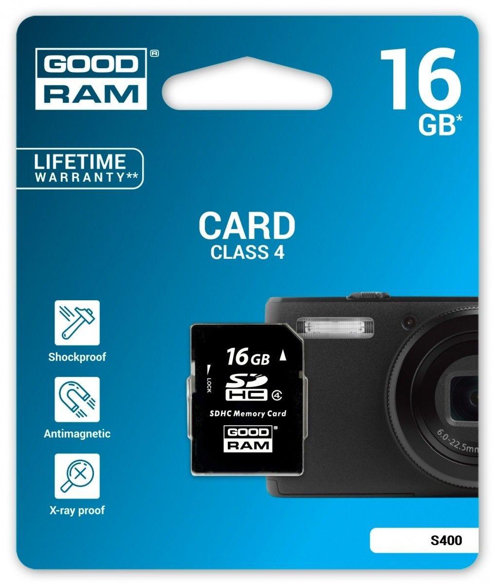 GoodRam SDHC 16GB CLASS 4