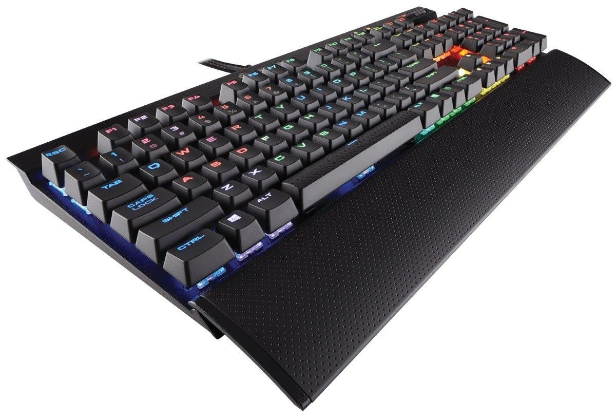 Corsair Klawiatura K70 RAPIDFIRE Backlit RGB LED - Cherry MX (EU layout)