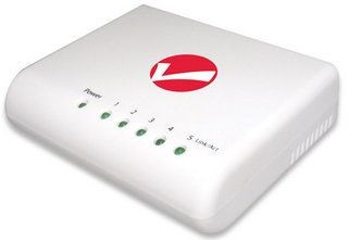 Intellinet Switch 5 Port 10/100