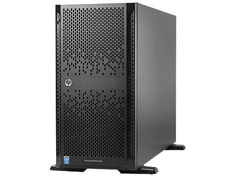 HP ML350 Gen9 SFF E5-2609v4 1x16GB P440ar+2GB DVDRW 1Gb 4port 1x500W 3-3-3