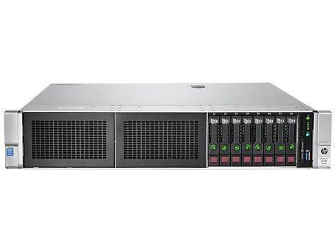 HP DL380 Gen9/8SFF/E5-2620v4 16GB 3x300GB 12G SAS 10K/P440ar 2GB/DVD-RW/4x1Gb/500W