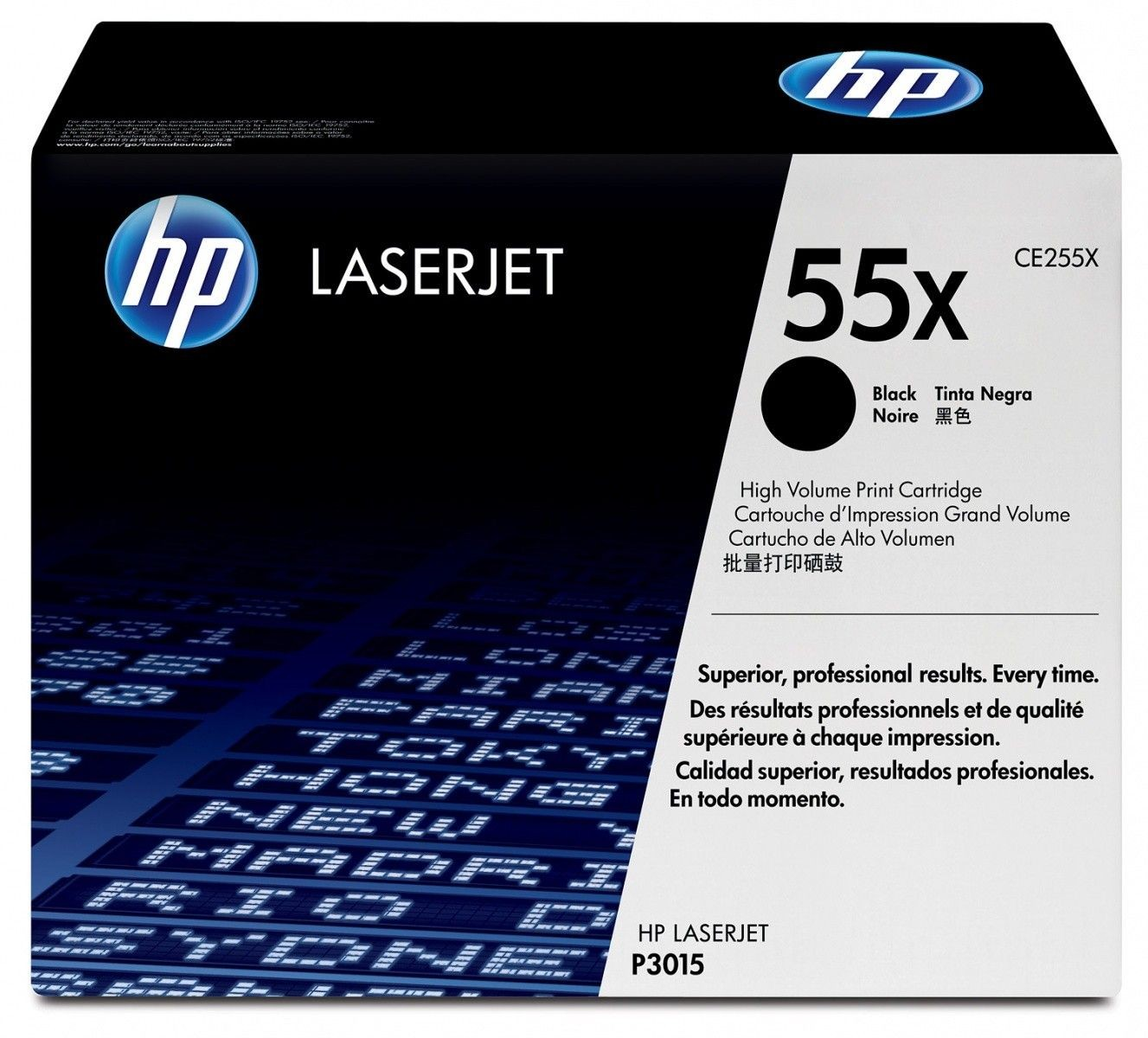 HP Toner HP black | 12500str