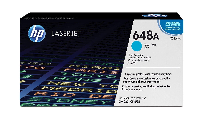 HP toner cyan (11000str, LJ CP4025/4525)