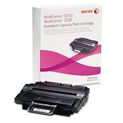 Xerox toner black (2000str, WC 3210 3220)