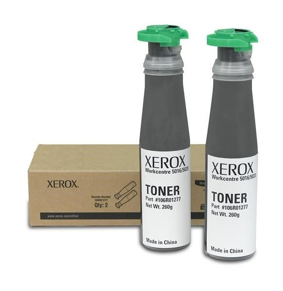 Xerox toner black (6300str, WC 50XX Ruby)