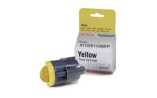 Xerox toner yellow (8000str, WC 6400 Nottingham)