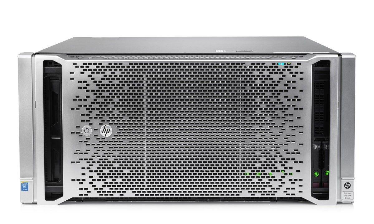 HP ML350 Gen9 E5-2630v4 SFF Rack Svr 835264-421